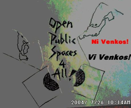openpublicspaces4all